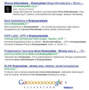 Strony internetowe Krasnystaw